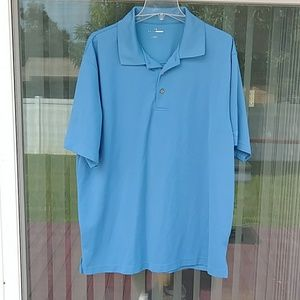 Grand Slam Men's Golf Shirt.  XXL.